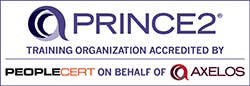PRINCE2 Training Organization Logo PEOPLECERT RGB